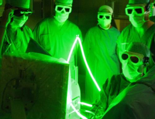 Лазерная энуклеация аденомы простаты