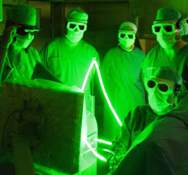 как проходит лазерная эпиляция