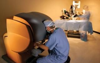 Операция Да Винчи по удалению педстательной железы