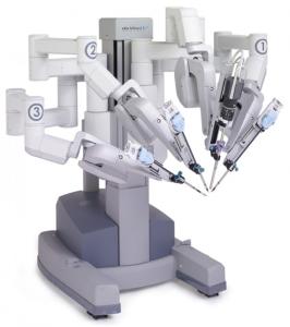 Роботическая хирургия в урологии