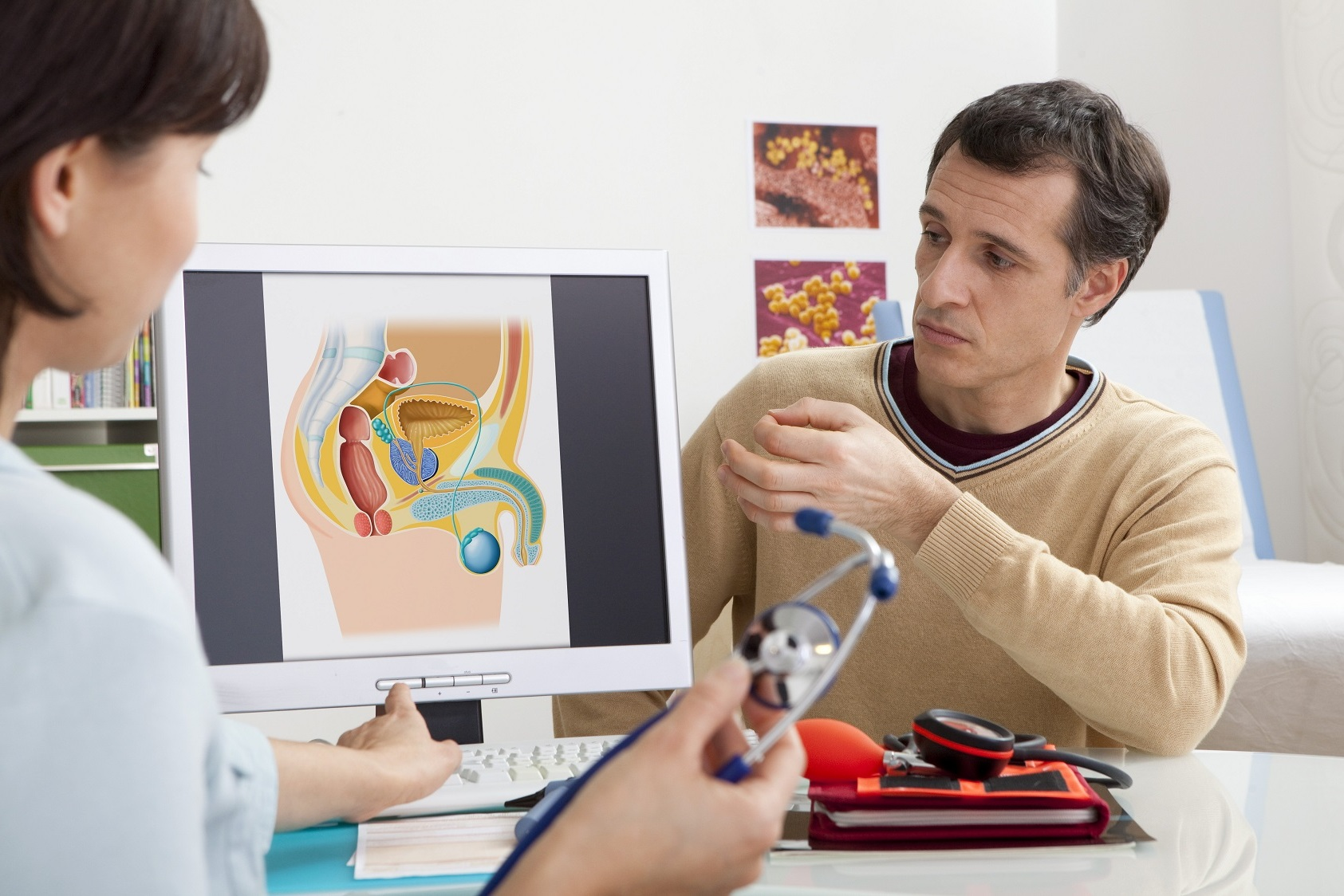Методики лечения аденомы