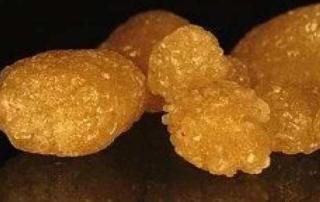Камни, извлеченные из мочеполовой системе